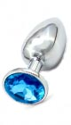 Ocelový kolík Crystal