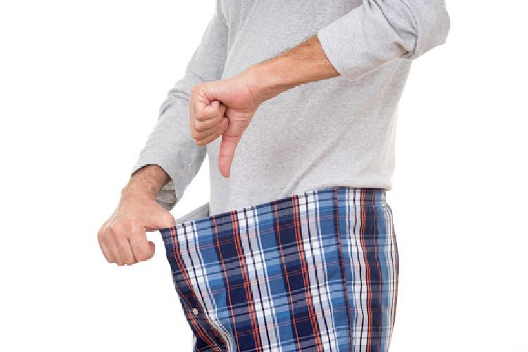 Štyridsiatka je prelomový vek (kríza stredného veku), kedy muži mávajú prvá skúsenosť so zhoršenou erekciou